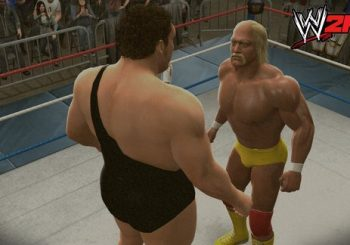 Andre The Giant and Titus O'Niel WWE 2K14 Videos