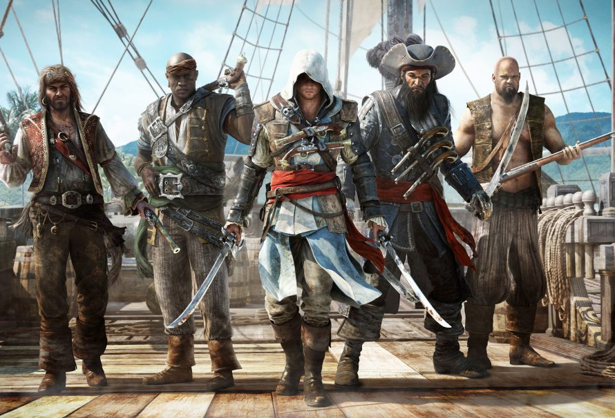 Assassin's Creed 4: Black Flag (PS4) Review