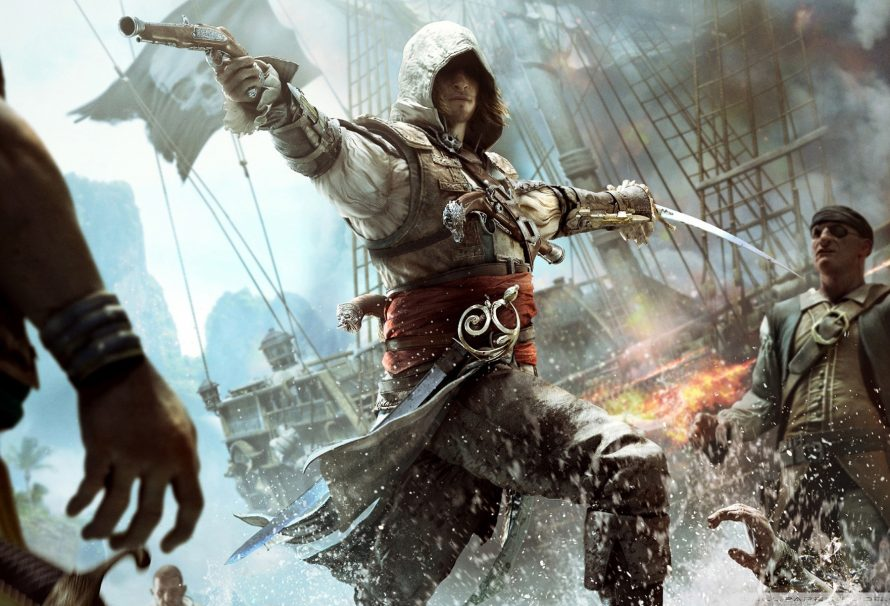 Best Buy Offers Last-Gen Assassin's Creed IV For Only $19.99 This Week