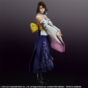 New Final Fantasy X Play-Arts Figures Coming