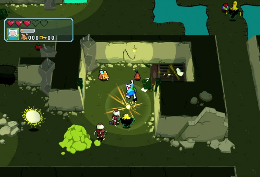 Screenshots for Adventure Time: Explore the Dungeon Because I DON'T KNOW!