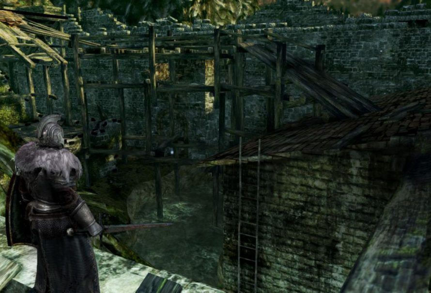 Dark Souls 2 coming to PS4 and Xbox One in 2015