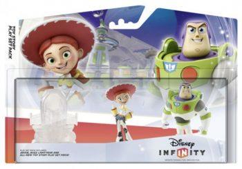 Info On Toy Story Disney Infinity Playset