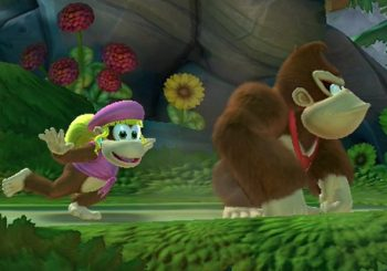 Donkey Kong Country: Tropical Freeze Barely Utilizes The Wii U GamePad