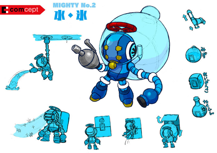 Mighty No. 9 Kickstarter ends with a bang