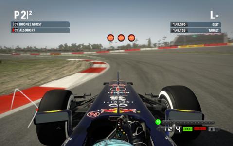 f1 2013 screen