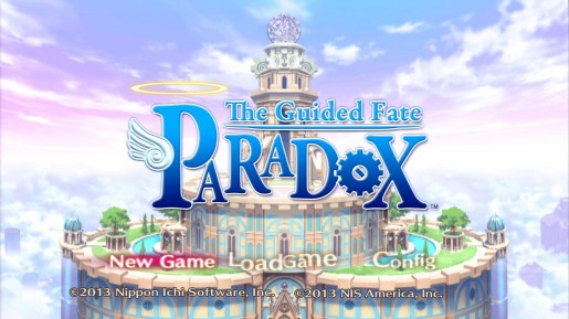 guided fate paradox logo