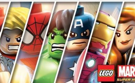 Lego Marvel Super Heroes Demo Flying In This Week