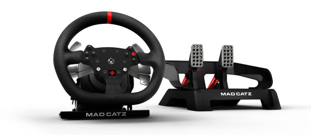 The Steering Wheels For Xbox One