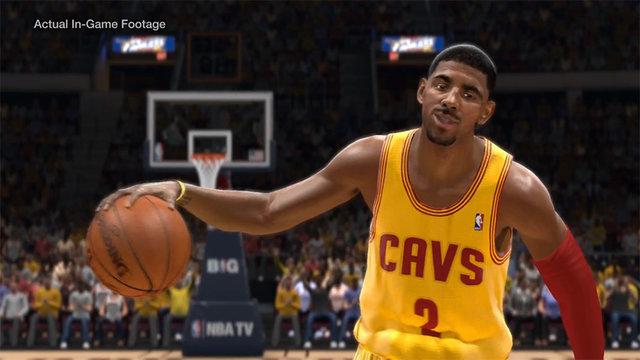 NBA Live 14 vs NBA 2K14 Game Trailers