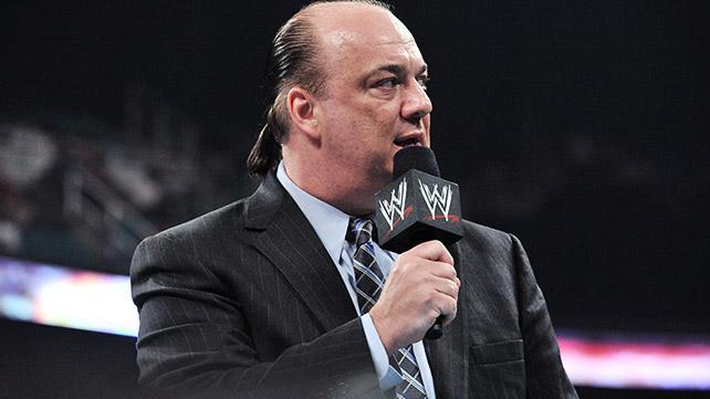 Paul Heyman Announces He's In WWE 2K14