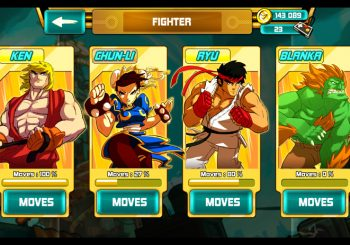 Four Street Fighter Characters To Be Added To Combo Crew