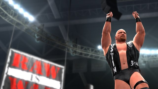 Stone Cold Steve Austin, Jack Swagger and Drew McIntyre WWE 2K14 Videos