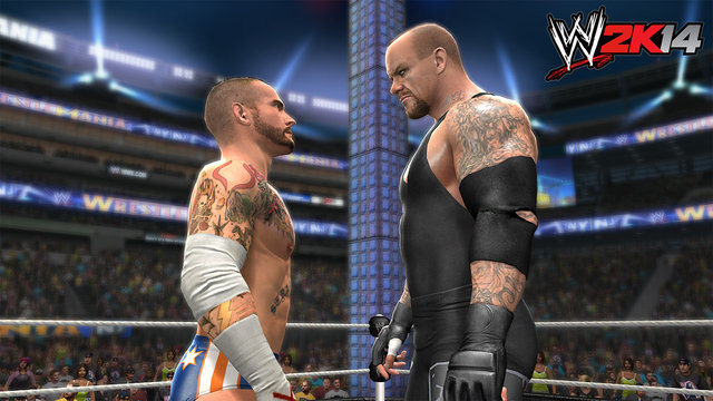 WWE 2K14 1.03 Patch Notes Have Finally Arrived