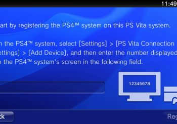 PS4-to-Vita Remote Play setup is easy as 1,2,3