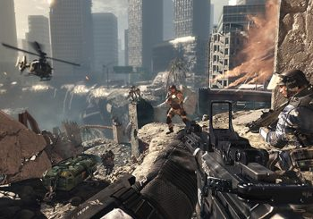Call of Duty: Ghosts on PS4 needs day one patch to output 1080p