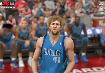 Three New NBA 2K14 Next-Gen Screenshots