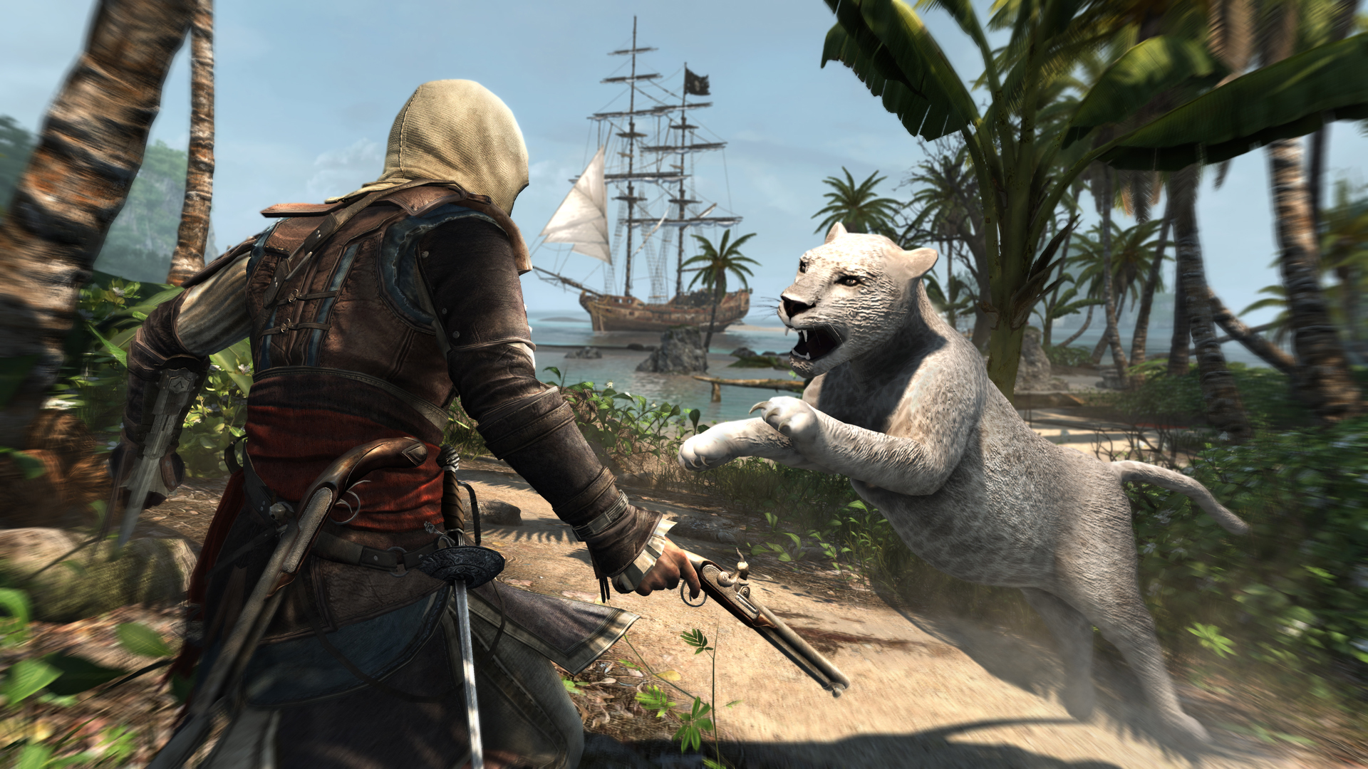Assassin S Creed 4 Black Flag Ps4 Review