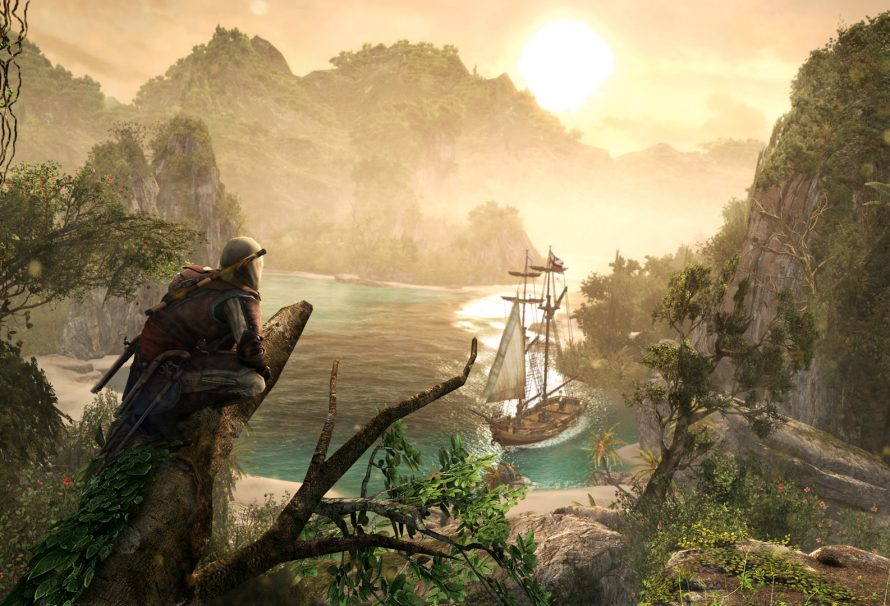 Assassin's Creed 4: Black Flag sets sail today on Xbox One