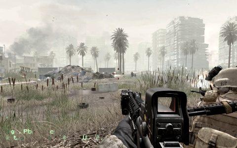 Call of Duty 4 Modern Warfare Screenshot 1