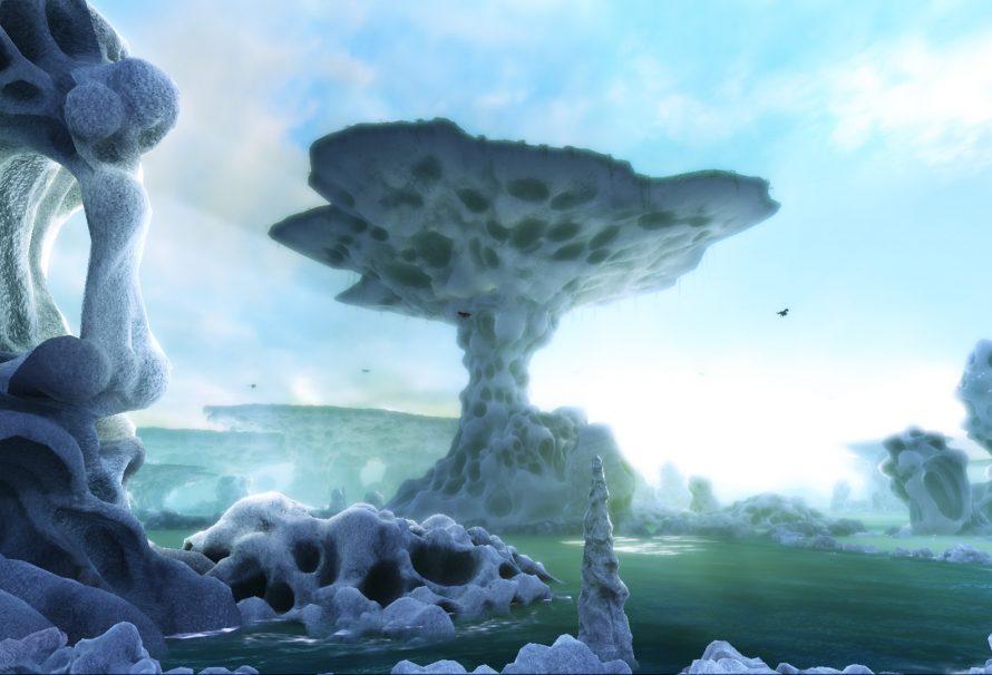 Beautiful New Crimson Dragon Screenshots Released