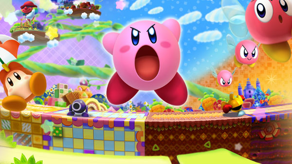Kirby Power Ups In Latest Kirby: Triple Deluxe Trailer For The US