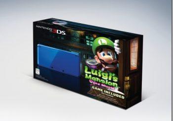 Luigi's Mansion 3DS Bundle coming this Thanksgiving