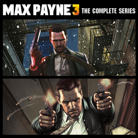 'Max Payne 3: The Complete Series' Comic Released