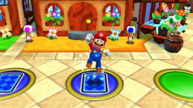 Mario Party Island Tour Bowser