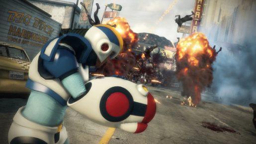 Mega Man - Dead Rising 3
