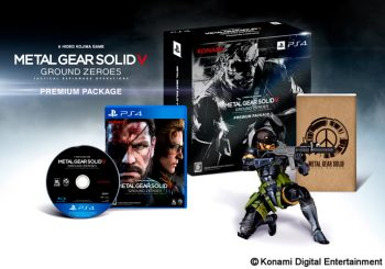 Metal Gear Solid 5: Ground Zeroes Premium Package Confirmed