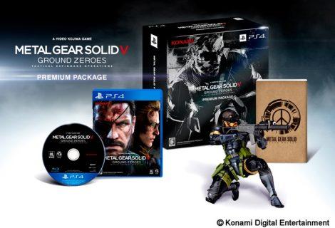 Metal Gear Solid 5: Ground Zeroes Premium Package Confirmed