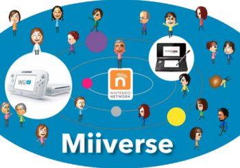 Nintendo 3DS Miiverse update live now