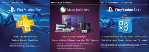PS4 Digital Items
