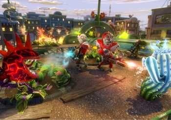 Plants vs Zombies: Garden Warfare Is An Always Online Game
