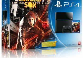 PlayStation 4 Infamous: Second Son Bundle unveiled
