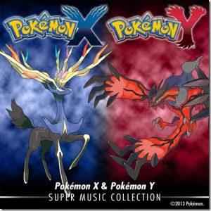 Pokemon X and Pokemon Y Soundtrack