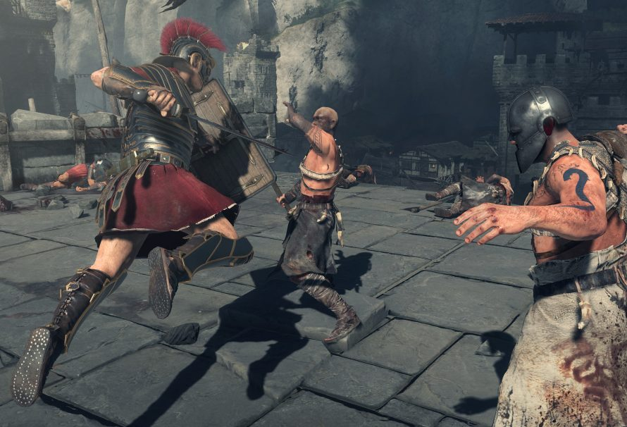 Brutal 'Ryse: Son of Rome' launch trailer arrives