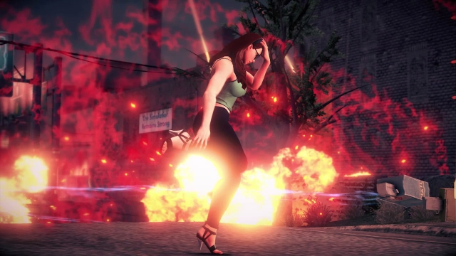 Saints Row IV Receives Element Of Destruction DLC