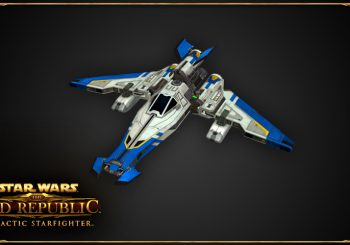 Check out the Scout Class Starfighter coming to SWTOR this December 3