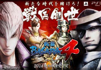 Over Four Minutes Of Capcom's Sengoku Basara 4