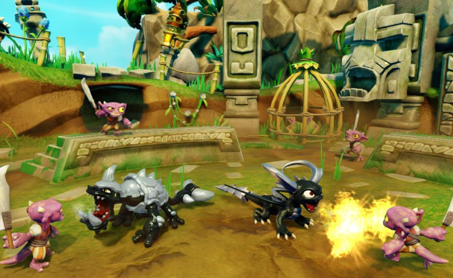 Skylanders: Swap Force Running At 1080p On PlayStation 4 & Xbox One