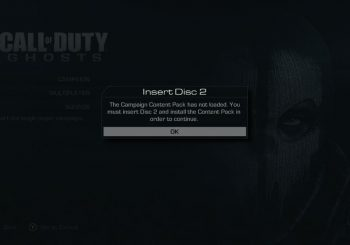 Call of Duty: Ghosts requires mandatory installation on Xbox 360