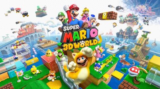 Super Mario 3D World (1)