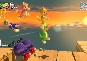 Super Mario 3D World: Hands-On Impression of First Two Worlds