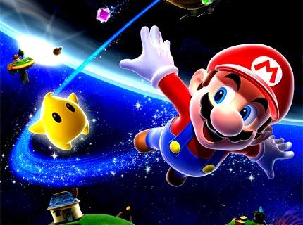 Super Mario Galaxy series may not be over says Miyamoto