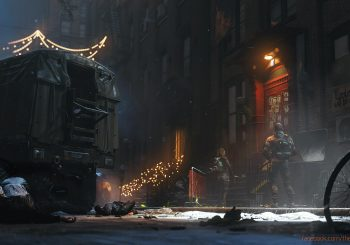 One new screenshot of Ubisoft's The Division released