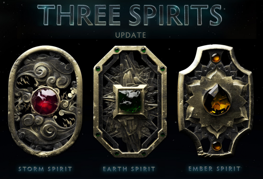 DOTA 2 Three Spirits Update Brings In Two New Heroes And More!