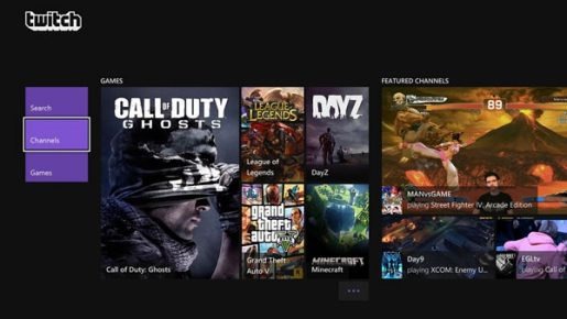 Twitch Xbox One
