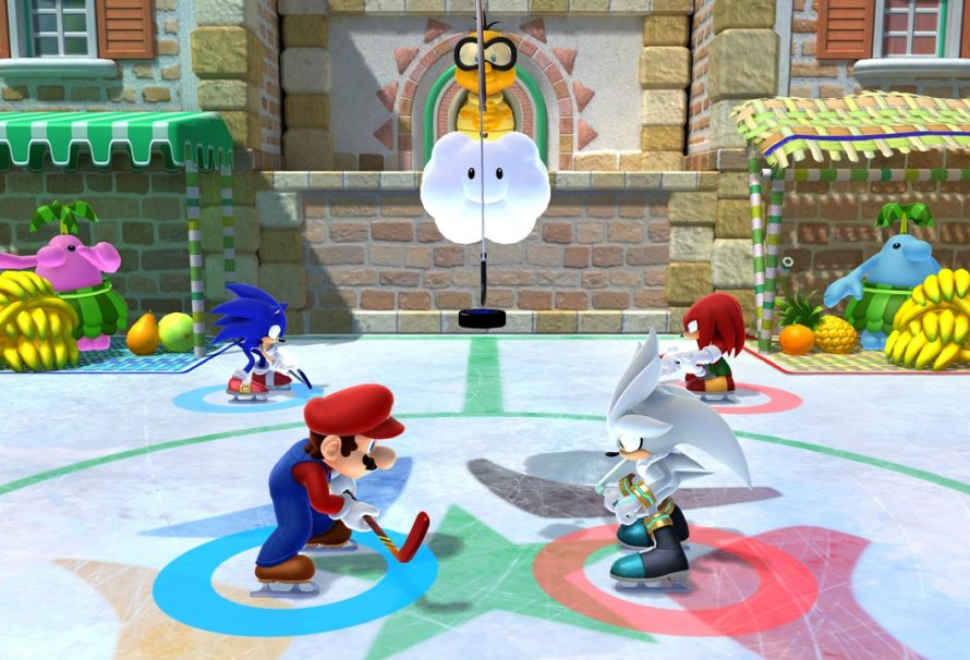 Latest Mario & Sonic needs larger HDD for digital download